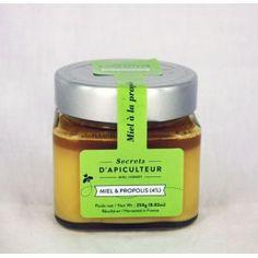 Miel à la propolis - 250g