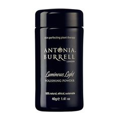 Antonia Burrell Luminous Light Polishing Powder (78 AUD) ❤ liked on Polyvore featuring beauty products, makeup, face makeup and face powder