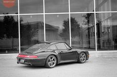 My Porsche 993 Carrera 4S. #everyday993 #Porsche