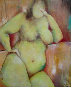 Acrylic on canvas 80 cm x 100 cm