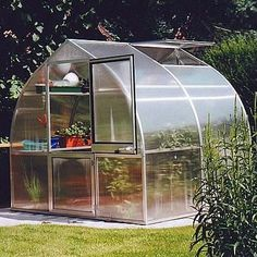riga iis 75 ft w x 7 ft d commercial greenhouse - Commercial Greenhouse Kits
