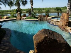 50 of the Best Residential Natural Pools by The Master Pools Guild