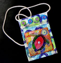 Turtle bag 1 by Susan Sorell, aka creativechick