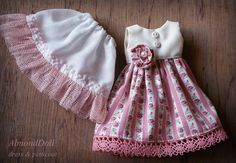 New dress & petticoat for Sophie | Floriana | Flickr