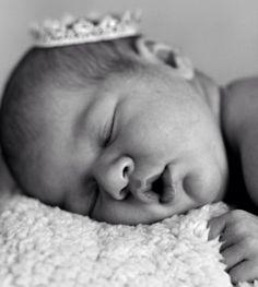 Little princess!