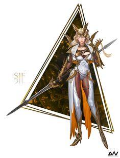 ArtStation - Sif, AIN -
