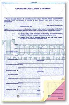 Used Vehicle Appraisal Forms Form   Pack    X