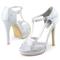 f5dc8a873491 SHOEZY 2014 Womens Party Glitter Crystals 3 Platform High Heels Shoes
