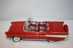 ERTL 1957 CHEVY BEL AIR AMERICAN MUSCLE 1:18 SCALE DIE CAST COLLECTORS EDITION