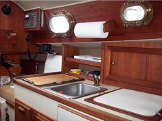 1983 Pacific Seacraft Flicka