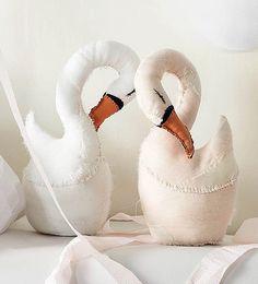 Swan Standing