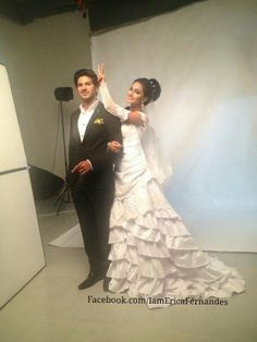 Erica Fernandes and Dulquer Salmaan Indian Tv Actress, Indian Actresses, Erica Fernandes, Shaheer Sheikh, India People, Celebs, Celebrities, 15 Dresses, Tvs
