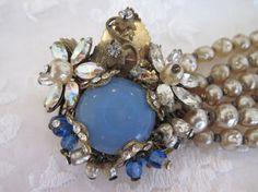 Delicious Vendôme bracelet from the 1960's by AdoringVintage