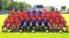 UEFA Euro 2012. Team Russia (Group A)
