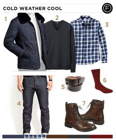 Ben Affleck, the award winning actor, hits the town with a cool layered look. Ben dresses just as good as he acts. Get the same look with the daily outfit.