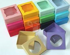 Cupcake Packaging, Box Packaging, Diy Gift Box, Diy Box, Soap Packing, Paper Box Template, Sweet Box, Explosion Box, Box Design