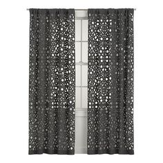 I haven't picked colors yet, but these curtains will either go in my living room or in my dining room.
