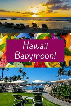 Planning romantic travel like a Babymoon in Hawaii? Here are beautiful photos of the amazing Kona resort hotel on the Big Island we most enjoyed.