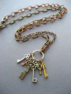 *keys on a chain