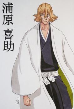 Kisuke Urahara by AkaBruce.deviantart.com