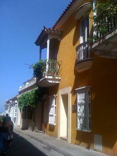 Casa Colonial, Cartagena