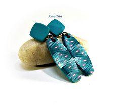 Colección de pendientes pétalos simétricos | www.etsy.com/li… | Flickr