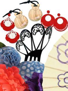Complementos varios, Florsali, Castañuelas Filigrana, Tamboril, Victoria Mena Minnie Mouse, Disney Characters, Fictional Characters, Victoria, Angler Fish, Quilling, Flamingo, Fantasy Characters, Disney Face Characters