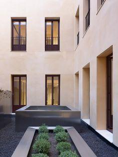 COS | Stores | Fuencarral, Madrid Cos Stores, Windows, Garden, Interior  Architecture