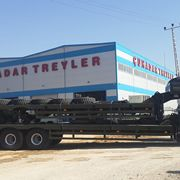 Tank Carrier Lowbed Take The First Step, Marketing, Autos