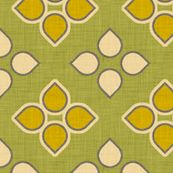 mosaic sun fabric by holli_zollinger, click to purchase