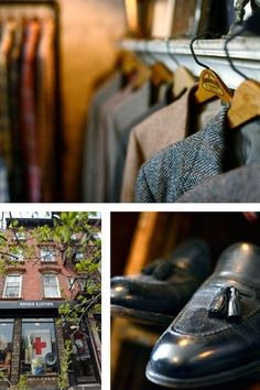 We checked out 15 secondhand stores for quality men's wear so you wouldn't have to.