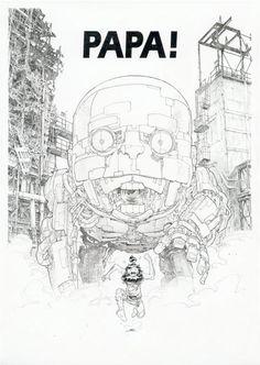 À l'occasion de l'exposition Tribute to Katsuhiro Otomo, 42 artistes rendent hommage au maître japonais du manga, célèbre pour son œuvre culte Akira, et