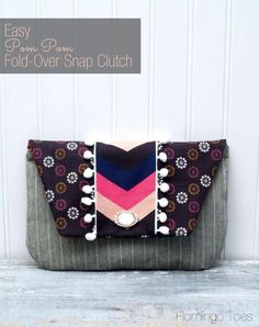 images about DIY Girls Clutch Diy clutch