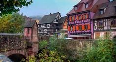 Breisach,Germany is located on the Rhine River across from France. About 17,000 residents live in this uniquely picturesque town. A popular land excursion tour for vacationers traveling via riverboat through Europe. 1great-trip.com