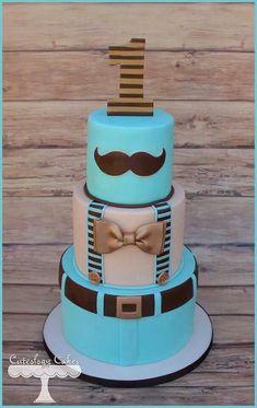 Festa: 10 bolos de aniversário para celebrar o primeiro ano do bebê