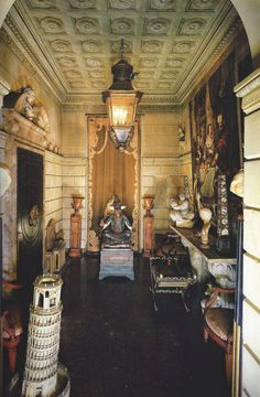 Entryway - Mongiardino design