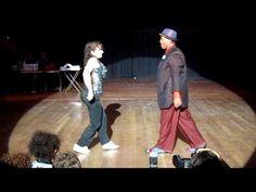 Barswingona 2010 - Steven and Virginie blues performance - YouTube