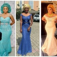 Gorgeous Aso-Ebi Styles and Trends….Stay On Top of Fashion Trends