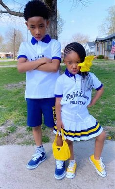 Cute Little Girls Outfits, Cute Swag Outfits, Kids Outfits Girls, Baby Boy Outfits, Cute Kids Fashion, Little Boy Fashion, Baby Girl Fashion, Black Baby Girls, Cute Black Babies