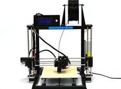 HICTOP AUTO LEVELING DESKTOP 3D PRINTER PRUSA I3 DIY KIT SELF-ASSEMBLY 10.6″ X 8.3″ X 7.7″ PRINTING SIZE.