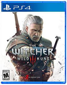 THE WITCHER 3 - PS4