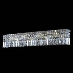 brilliance lighting and chandeliers glam art deco style 6 light full