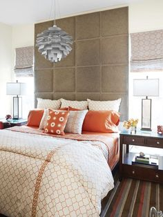 Bedroom - Relax at Vern Yip's Florida Beach House  on HGTV