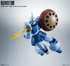 [Robot Tamashii] <Side MS> YMS-15 Gyan ver. A.N.I.M.E. Almost Official! [August 2018] Bandai, give me the Elmeth!