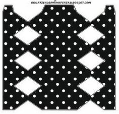 Polka Dot Top, Origami, Printables, Spring, Furniture, Anos 60, Polka Dot, Sweet Like Candy, Invitations
