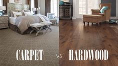 Facing the Scientific Facts: Carpet vs. Hardwood Which floor covering is more beneficial to indoor air quality. No mudslinging, he emphasized, but a focused dialog based on scientific data.