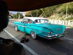 On the road...dal Cubataxi Marzo 2017