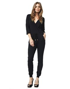 Alek - black Dresses Online, Capri Pants, Jumpsuit, My Style, Crushes, How To Make, Shopping, Color, Collection