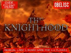 THE KNIGHTHOOD - Most innovative card & board game! Project-Video-Thumbnail