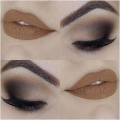 Makeup Tutorial https://www.youtube.com/watch?v=BnzOVClkUyA